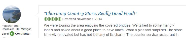 Falls General Store  TripAdvisor