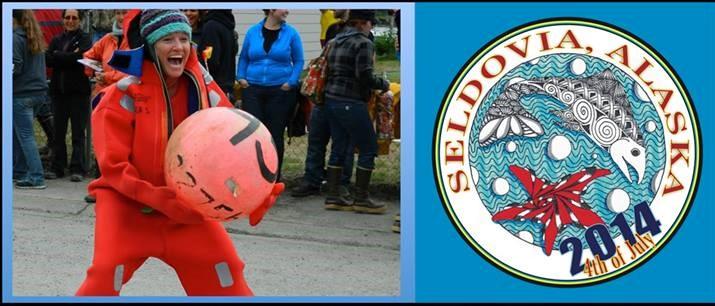 Alaska July 4th parade