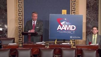 Senator Dan Sullivan missile defense